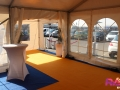 Inauguration - Location Tente 4x6 - Paris
