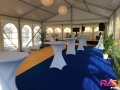Inauguration - Location Tente Sol PVC Moquette - Osny