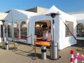 Inauguration - Location Parasol chauffant - Val d'Oise