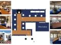 Plan inauguration - Location Barnum - Osny