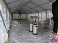 Inauguration K&B - Location Tente de réception - Aubervilliers