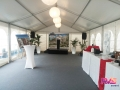 Inauguration K&B - Location événement sous barnum + moquette - Aubervilliers