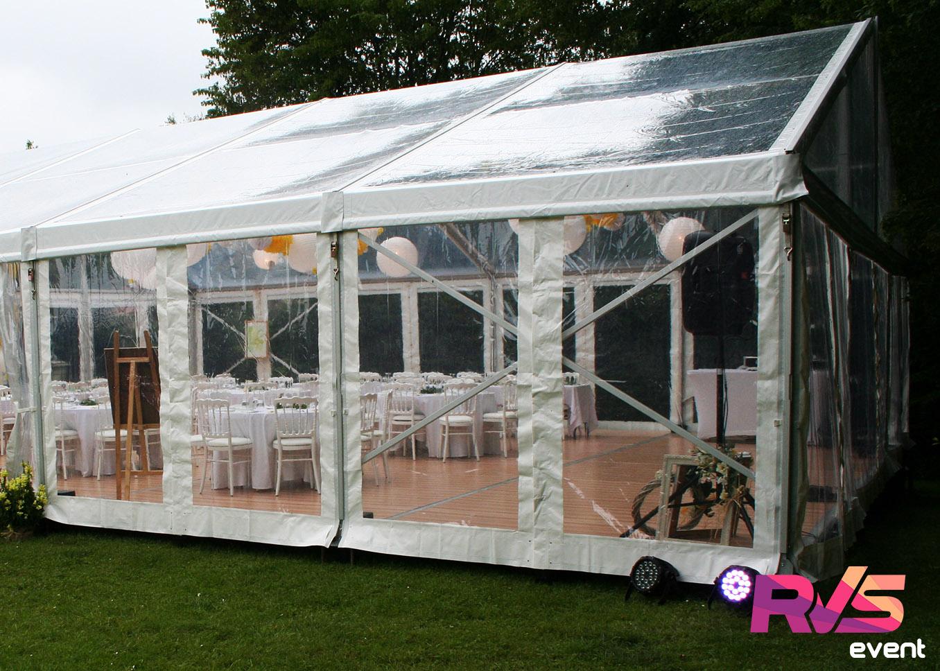 mariage tente de r ception cristal rvs event. Black Bedroom Furniture Sets. Home Design Ideas