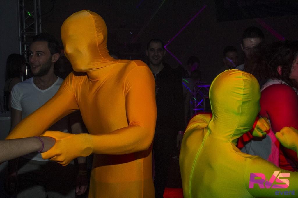 Invités surprise Ink Party Two par RVS Event