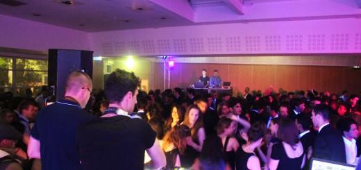 Ambiance DJ Gala de la Sorbonne 2014
