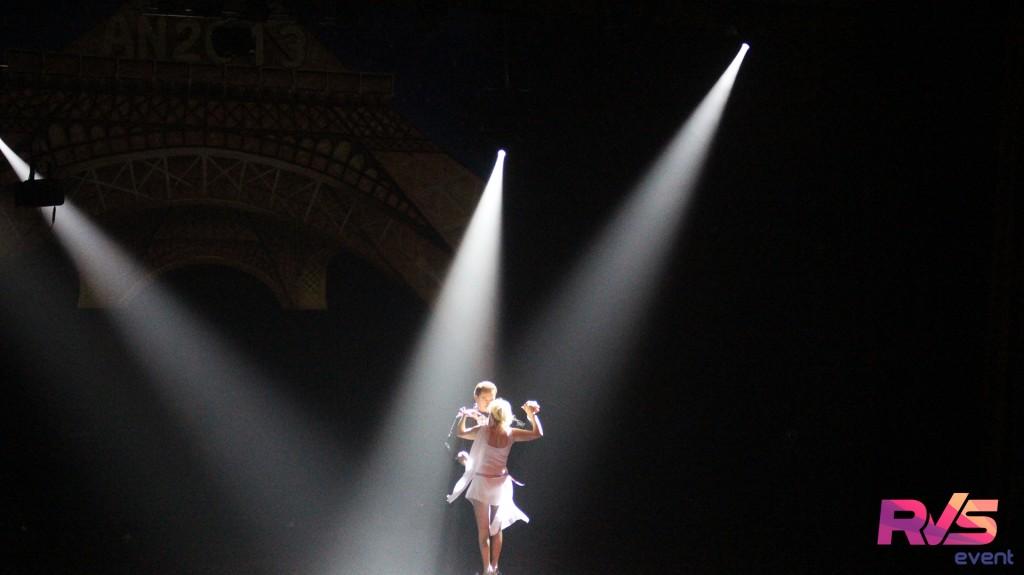 danse cabaret rvs