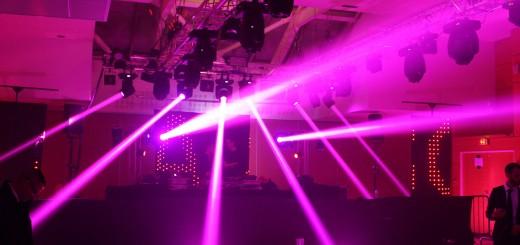 Laser Gala de la Sorbonne 2014