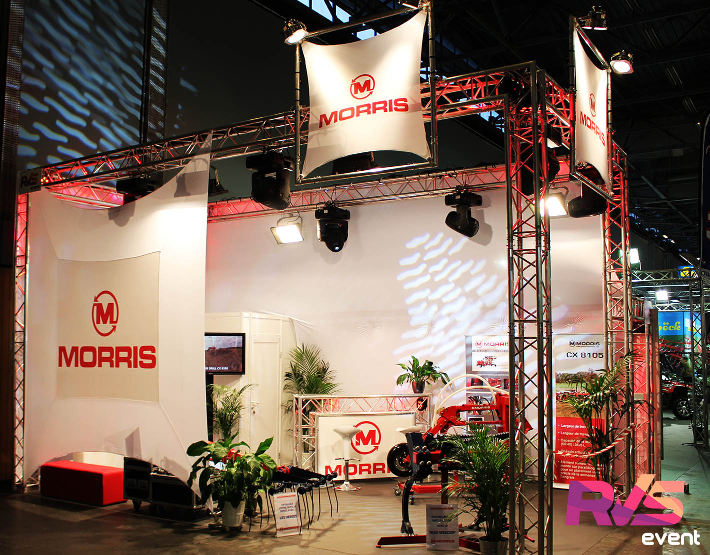 Organisation et cr ation de salon de l 39 agriculture paris for Salon de villepinte