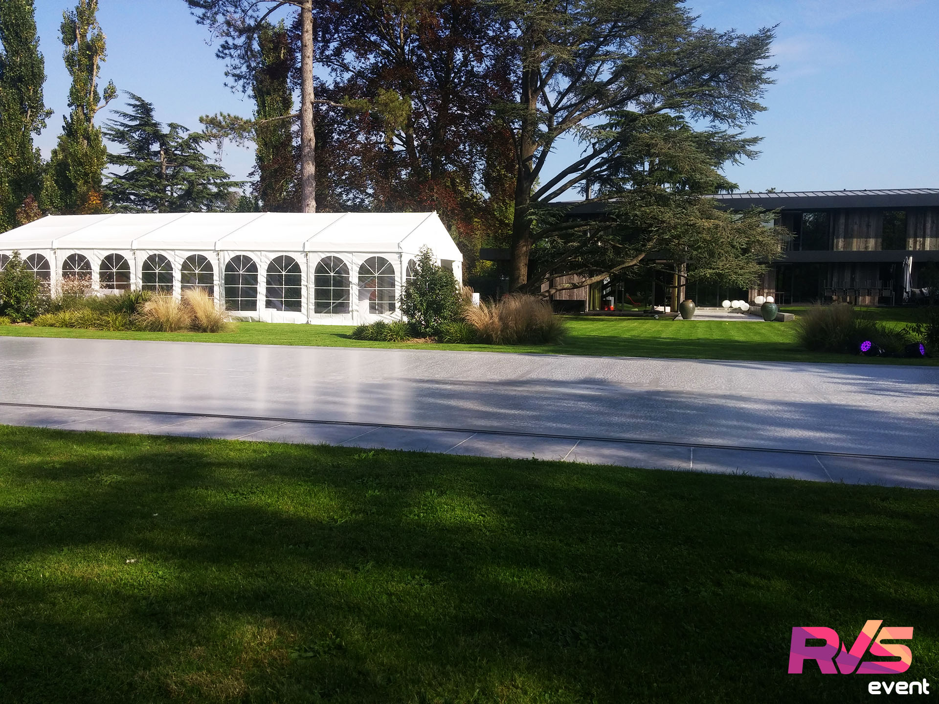 Anniversaire - Location Tente de réception - Jardin - Ile de France
