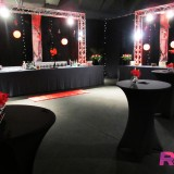 Salon VIP - Concert Madonna - Location mobilier Ile de France