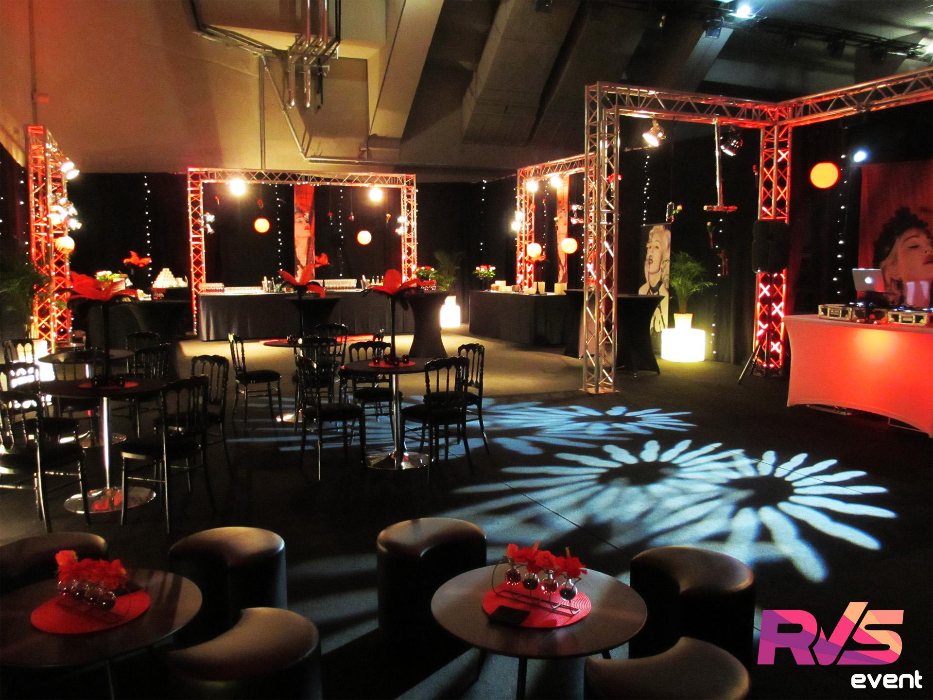 Salon vip party de madonna l accorhotels arena bercy - Salon de massage val d oise ...