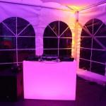 Anniversaire Tente de réception - Location matériel DJ - Ile de france