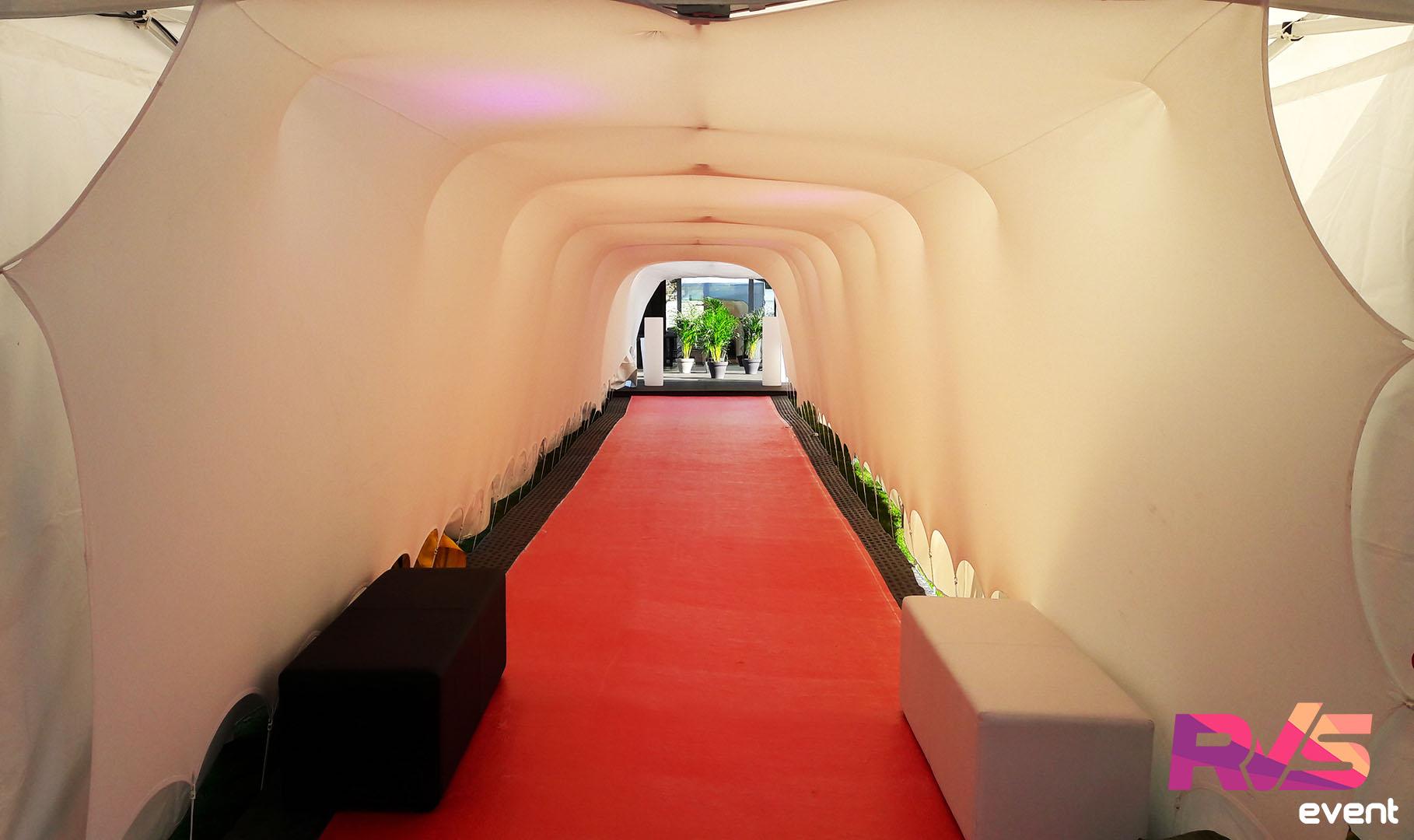 Location couloir 3x3 - Ile de France