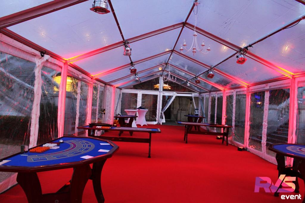 Location soirée Casino - Val d'Oise