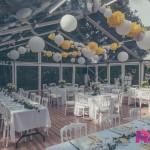 Mariage Tente de réception cristal - RVS Event