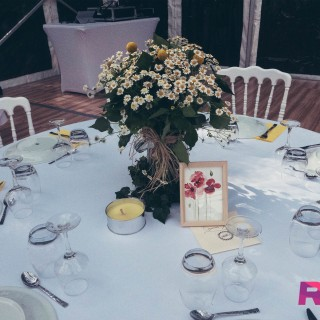 Location tables chaises vaisselle - RVS Event