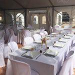 Mariage tente de réception opaque – RVS Event