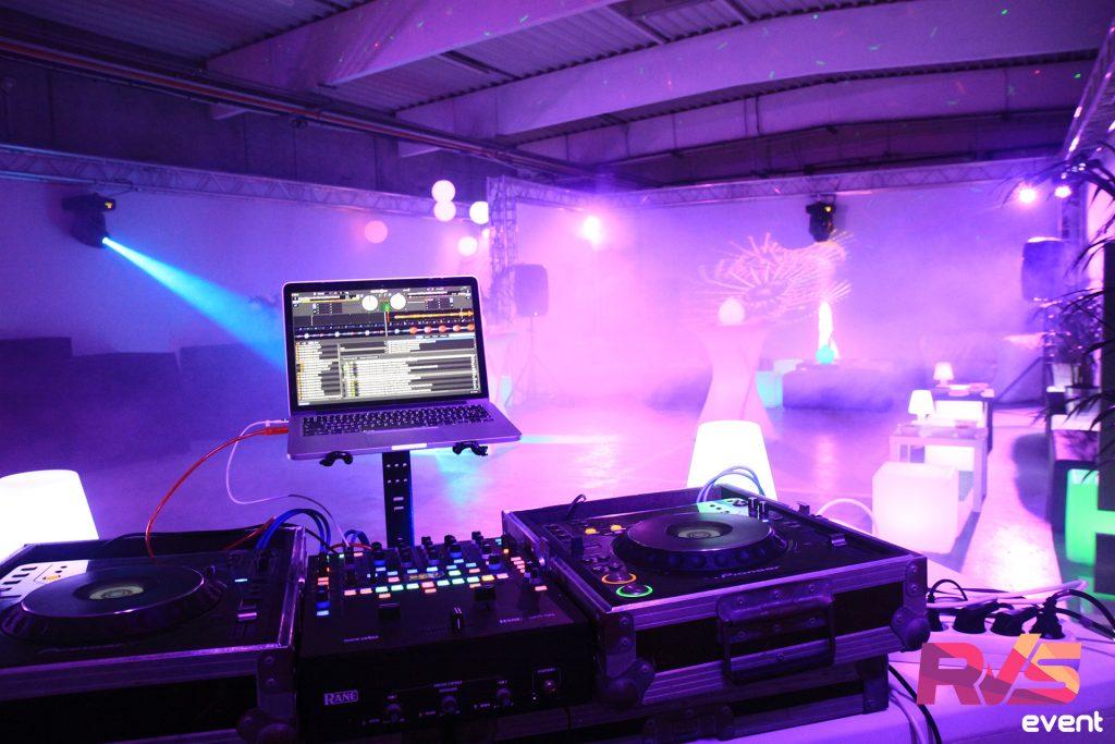 Location Son & Lumière - RVS Event