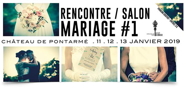 Photo blog RVS Event RVS Event au Salon du Mariage au Château de Pontarmé – 2019